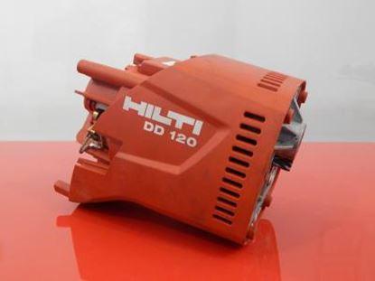 Image de moteur Hilti DD120 DD 120 / kit de service de maintenance de réparation haute qualité /