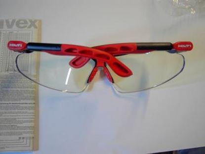 Obrázek HILTI pracovní brýle Ochrana očí UVEX 1A kvalita DD200 TE700