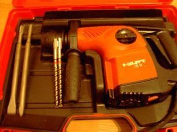 Picture of HILTI TE 16 TE16 vrtaci kladivo 4kg 6 měsíců záruka + kufr