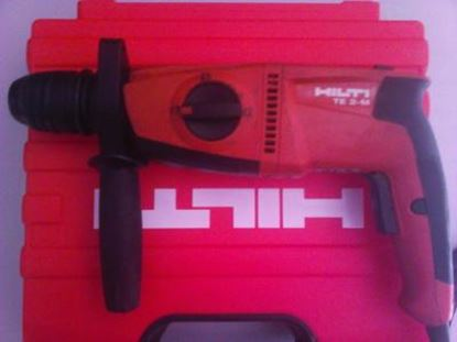 Picture of HILTI TE 2 M 2M 2-M vrtací kladivo pod. TE 5 6 10 15 16 25 30 35