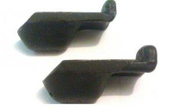 Obrázek kameny hlava HILTI TE 500 AVR TE500 TPS TE 70 nahradní sada 2ks