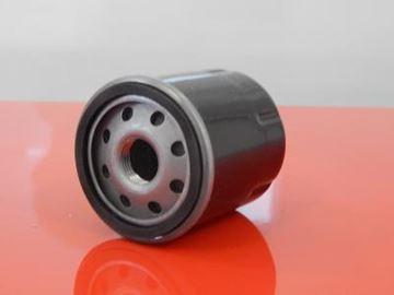 Obrázek olejový filtr do Weber CR10 desky s motorem Lombardini