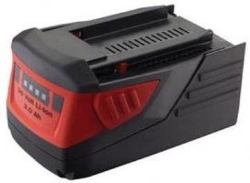 Obrázek baterie HILTI akumulátor 36V 36 V B36 3,0 Ah Li TE6A TE7A TE 7A