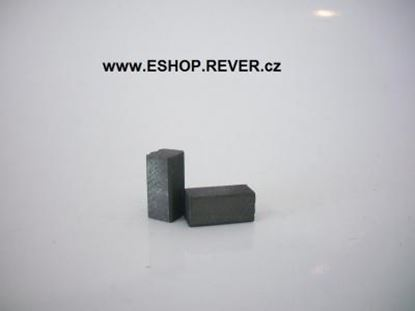 Kohlebürsten für Black /& Decker CD 110,CD 115,KG 900,KG 915,AST 15,FG 005