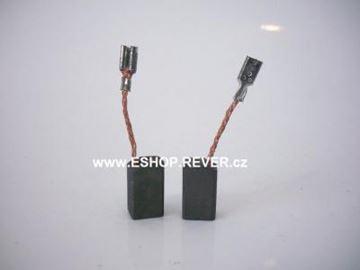 Obrázek Black Decker uhlíky BD 252 A BD 255 A P 1121 A P 1221 A P 1224 A