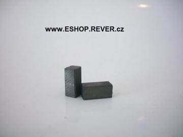 Obrázek Black Decker uhlíky BD 290 BD 292 E KA 290 A KA 292 EA SPEC 290