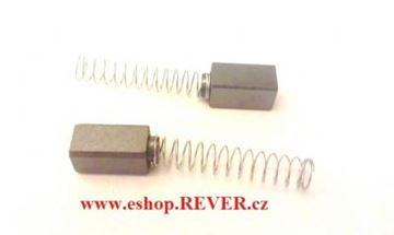 Obrázek Black Decker uhlíky KR 540 KR 550 KR 572 KR 580 KR 600 KR 650 60