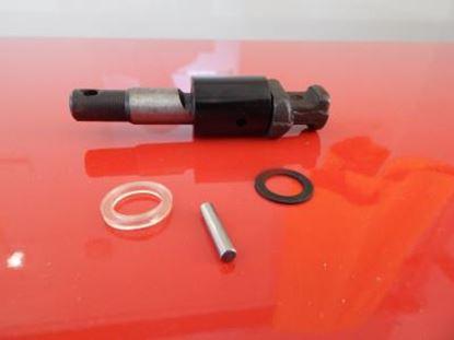 Bild von blokovací zarážka sada Hitachi H65SB H65SB2 H65SD2 H65SC K1640 Sparky nahradní a mazivo satz Entriegelung set kit lock