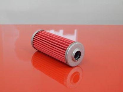 Obrázek palivový filtr do Kubota K 008 Motor D 722BH nahradí original