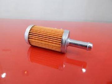 Obrázek palivový filtr do Weber CR 4 desky s motorem Hatz 1B30