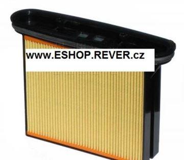 Obrázek Plochý skládný filtr pro vysavače GAS 25 Bosch nahradí original Praha
