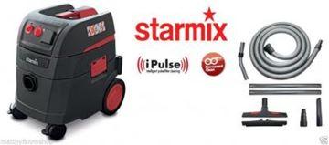 Immagine di pro HILTI nářadí průmyslový vysavač STARMIX ISP iPulse ARDL 1435