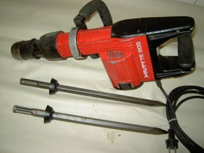 Imagen de HILTI TE 805 prodej bourací kladivo 9 kg 6 měsíců záruka - použité
