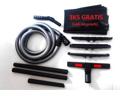 Obrázek Profesionální sada hadice vysavač BOSCH GAS 4m AKCE a GRATIS