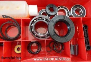 Image de kit de réparation service set pour Hilti TE-30 TE30 TE30AVR balais de carbone roulements joints bielle / maintenance