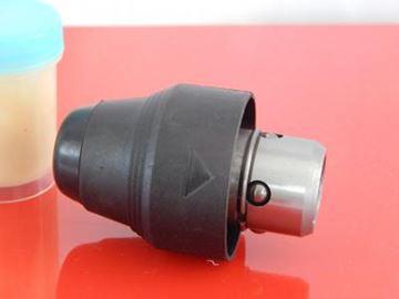 Obrázek sklíčidlo Bosch Gbh 2-26 GBH2-26DFR GBH3-28 GBH4-32 36VF nahradí originál 2608572213 upínací hlavička mazivo bohrfutter chuck sds plus