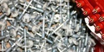 Bild von HILTI zavitové hřeby X-M6-11-27 D12 300ks + nastřelovací nábojky