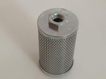 Obrázek hydraulický zpetny filtr do Kubota K 008 motor D 722BH