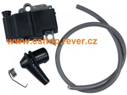 Obrázek elektronicke zapalování nd Stihl MS 661 MS661 GRATIS OLEJ pro 5L paliva