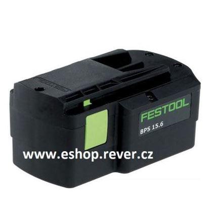 Obrázek Festool akumulátor baterie aku 15,6 V 3,0 Ah NiMH BPS 15 origin