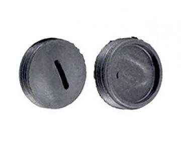 Obrázek Šroubovací plastová uzavírací zátka krytka uhlíky 16mm nářadí víčko 16 mm Einhell RT-RH32 RTRH32 1ks