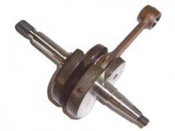 Obrázek kliková hřídel Stihl TS 510 760 TS510 TS760 nahradí original GRATIS OLEJ pro 5L paliva