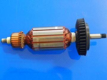Obrázek kotva Bosch GWS 14-125 GWS14-125 CI GWS 14-125 CIE GWS 1400 nahradí originál PREMIUM - rotor anker armature armadura armatura Reparatursatz Wartungssatz service repair kit