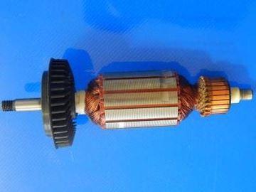 Obrázek kotva Bosch GWS 6-115 GWS6-115 nahradí orig PREMIUM rotor stary typ - rotor anker armature armadura armatura Reparatursatz Wartungssatz service repair kit