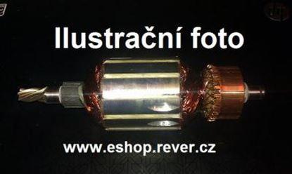 Image de ancre rotor Metabo KHE 32 KHE32 remplacer l'origine / kit de service de maintenance de réparation haute qualité / balais de charbon et graisse gratuit