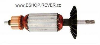 Bild von Anker Rotor Bosch AKE 30 B AKE 300B AKE 40 ersetzt original 3604010037 (ekvivalent) Wartungssatz Reparatursatz Service Kit hohe Qualität Fett und Kohlebürsten GRATIS