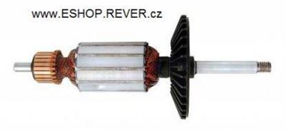 Bild von Anker Rotor Bosch GSS 230 A AE GSS 280 A AE ersetzt original 2604011110 (ekvivalent) Wartungssatz Reparatursatz Service Kit hohe Qualität Fett und Kohlebürsten GRATIS