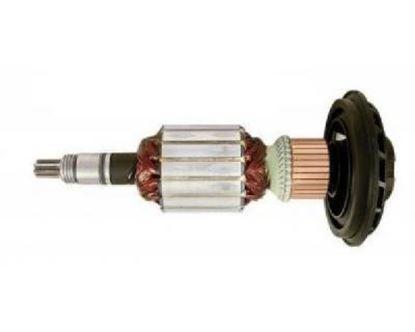 Bild von Anker Rotor BTI SH11E SH11 ersetzt original (ekvivalent) Wartungssatz Reparatursatz Service Kit hohe Qualität Fett und Kohlebürsten GRATIS