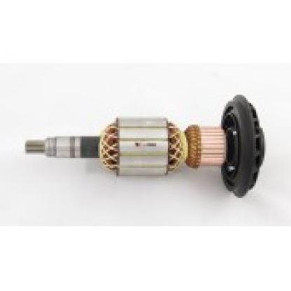 Image de ancre rotor Bosch GBH 10 DC GBH10DC remplacer l'origine 1614011072 / kit de service de maintenance de réparation haute qualité / balais de charbon et graisse gratuit