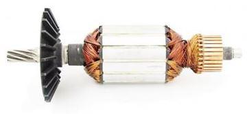 Obrázek kotva rotor ventilator do BD Black Decker CD601 CD602 nahradí originál GRATIS mazivo uhlíky - armature anker armadura armatura Reparatursatz Wartungssatz service repair kit