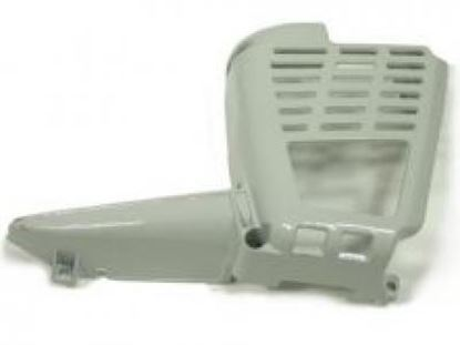 Image de kryt výfuk Stihl TS 510 TS 760 TS510 TS760 nahradí original GRATIS OLEJ pro 5L paliva