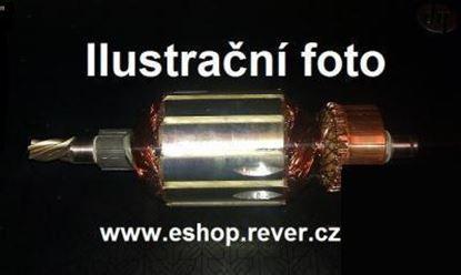 Obrázek Makita kotva 1911 B hoblík nahradí originál - rotor armature anker armadura armatura Reparatursatz Wartungssatz service repair kit