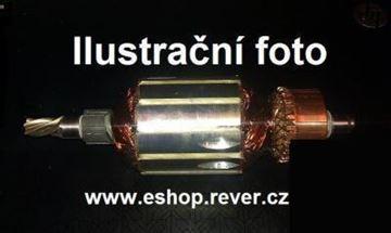 Obrázek Makita kotva BTW 251 nahradí originál - rotor armature anker armadura armatura Reparatursatz Wartungssatz service repair kit