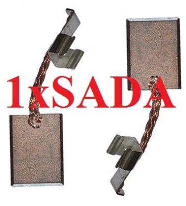 Image de Makita uhlíky CB440 CB 436 CB 440 3x10mm nahradí 194427-5 1x