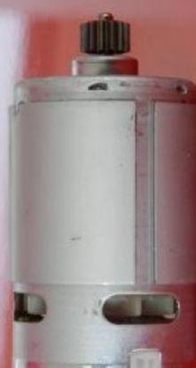 Imagen de motorek do HILTI SF 121 A SF121 SF121A akumulatorovy SF121 A SF 121A DC motor engine