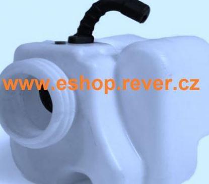 Obrázek nádrž palivová a hadička a filtr nd Stihl 018 MS 180 MS180