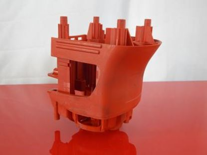 Obrázek nahradí original dil obal motoru do HILTI TE50 TE50AVR TE50-AVR TE40 TE500 TE500-AVR