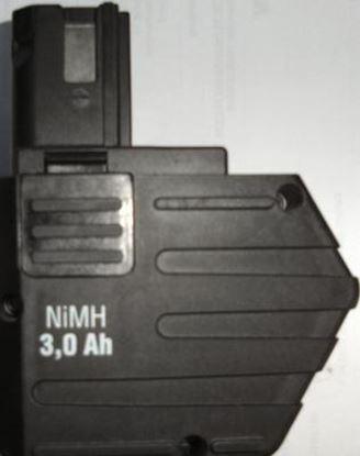 Bild von nahradí original HILTI akumulátor baterie SF120-A SF 120-A 12 12V 3,0 Ah
