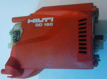 Bild von Motor Anker Rotor HILTI DD 160 DD160 new TYPE ersetzt original (ekvivalent) Wartungssatz Reparatursatz Service Kit hohe Qualität