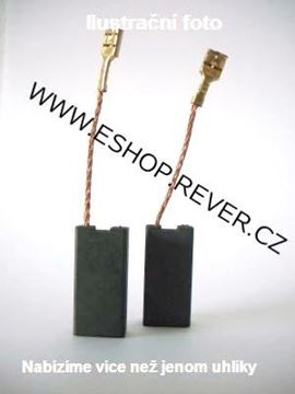 Obrázek Uhlíky Bosch CSB400 CSB420 CSB450 CSB460 CSB520 SB350 SB400