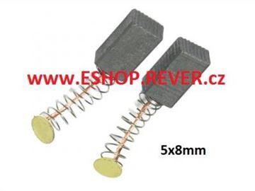 Obrázek Uhlíky Bosch GBM 6 GBM 10 GBM 10-2 GBM 13 GBM 13-2 GBM 400