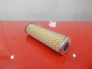 Obrázek palivový filtr do Ammann Duomat DR77 s motorem Hatz nahradí original filtre