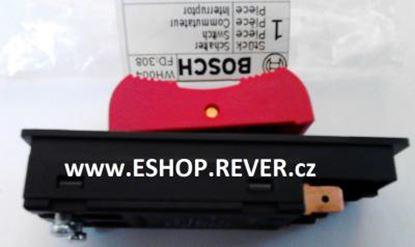 Image de interrupteur Bosch 1617200112 GSH 16-30 GWS 16-28 14-125 CIE remplacer l'origine