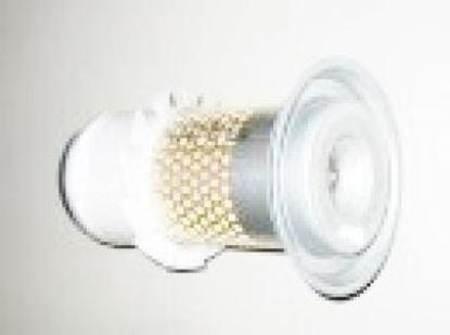 Obrázek vzduchový filtr do Case CK 08 Kubota motor Z430K1 nahradí original