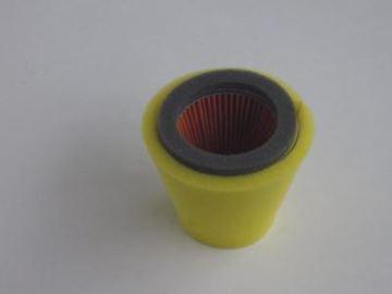 Obrázek vzduchový filtr do Weber RC 48 R2 motor Robin častečně Var2