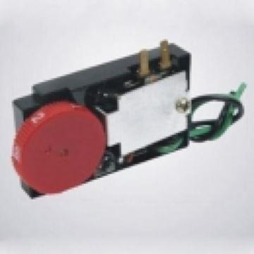 Bild von regulace otáček nářadí elektrického elektromotoru 220V 7A S-120